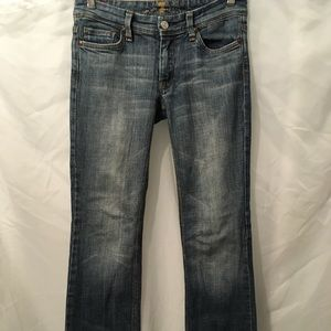 7 For All Mankind FLYNT Style Light Wash  Jeans